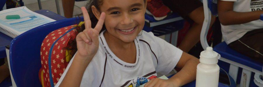 Quantidade de crianças beneficiadas pelo projeto aumenta