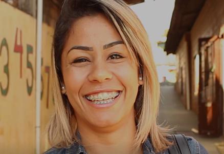 Juliana – mãe de aluno da Escola Batista Mirna – Jardim Mirna/ SP