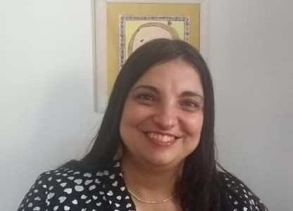 Maura Alessandra Ferreira – Mãe de Mirella Ferreira, aluna do Instituto Educacional Princípios