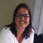 Graziele Rosa Bom – Professora do Centro Educacional Souza Poletti – Friburgo/RJ
