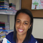 Silmaria Oliveira – Professora do Centro Educacional Souza Poletti – Friburgo/RJ