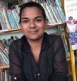 Débora Guimarães – mãe do aluno Juan Pablo da Escola Céu Azul – Parelheiros/ SP