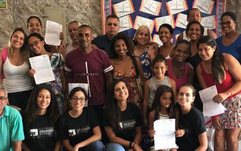 Projeto Educação Garantida retorna às atividades em 2019