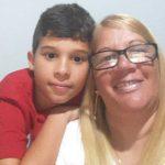 Ana Cláudia – mãe do Paulo Arthur – CEPEC/RJ