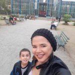 Carla Gomes – mãe de Lucas Gomes – 3° ano Escola Viva verde – Queimados, RJ