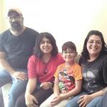 Charline Diniz– mãe de Isaque Diniz – Colégio Almeida Guedes – Nova Friburgo,RJ