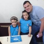 Gabriel da Silva – pai de Júlia – Colégio Souza Poletti – Nova Friburgo, RJ
