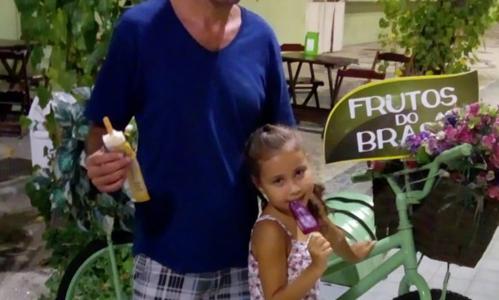 Leandro Severino – pai de Ester da Cruz de Carvalho – Itapecerica da Serra, SP