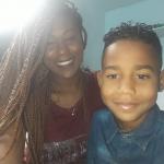 Rafaela Pereira – mãe de André Guilherme Pereira – Colégio Cristão Plenitude – Itaquacetuda, SP