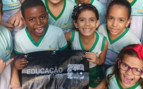 Projeto Educação Garantida gera impacto social nas famílias contempladas
