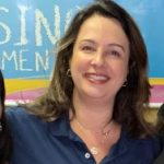 Flávia Souza Poletti – Diretora do Centro Educacional Souza Poletti – Nova Friburgo, RJ